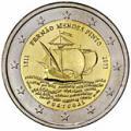 2 euros commemorative 2011 portugal