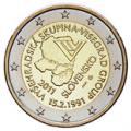 2 euros commemorative 2011 slovaquie