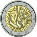 2 euros commemorative 2011 vatican