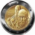 2 euros commemorative 2014 grece el greco