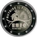 2 euros commemorative 2015 italie milan