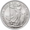 Britannia 2014 2 pounds revers