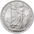 Britannia 2014 2 pounds revers