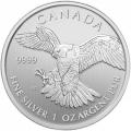 Canada faucon pelerin 2014