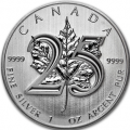Canada maple leaf 25 ans 2013