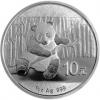 Chine 10 yuan panda 2014