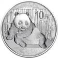 Chine 10 yuan panda 2015