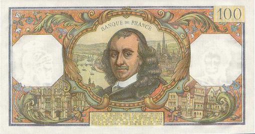 France 100 francs 1976 b