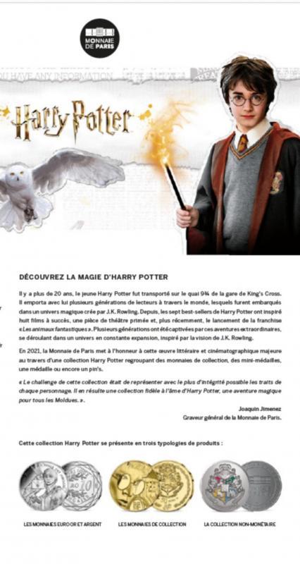 Newsletter 77 mdp harry potter 7
