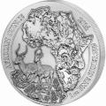 Rwanda 2014 antilope